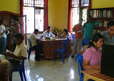 Ruang Kelas STT Kalvari Manado